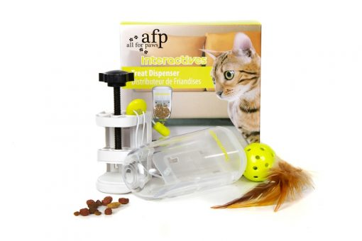 AFP Treat Dispenser voor je kat